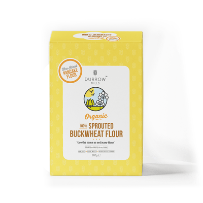 Durrow Mills - BUCKWHEAT 800g Box